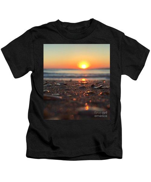 Beach Glow Kids T-Shirt