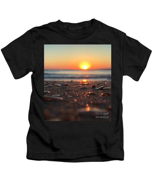Beach Glow Kids T-Shirt