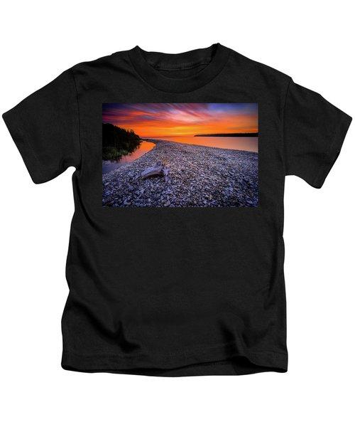 Beach Road Kids T-Shirt