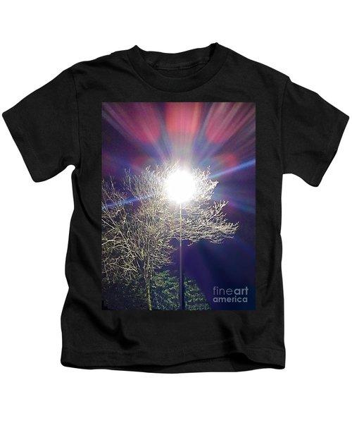 Beacon In The Night Kids T-Shirt