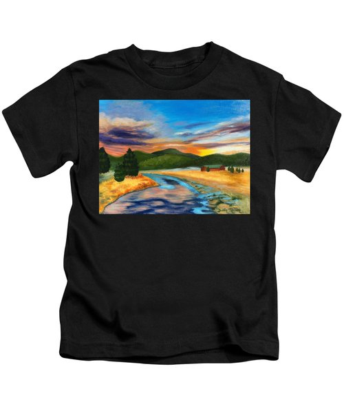 Bear Creek Colorado Kids T-Shirt