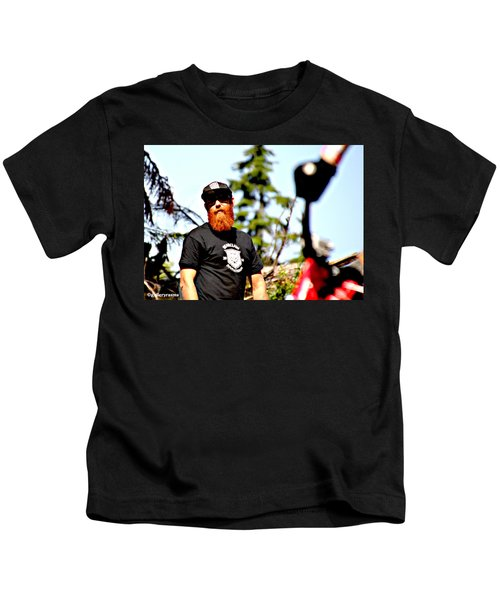 Bearclaw Fire Kids T-Shirt