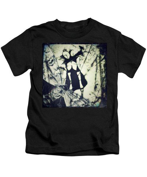 Beating Of Wings Kids T-Shirt
