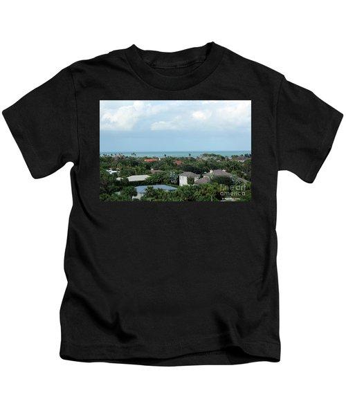 Beautiful Vero Beach Florida Kids T-Shirt