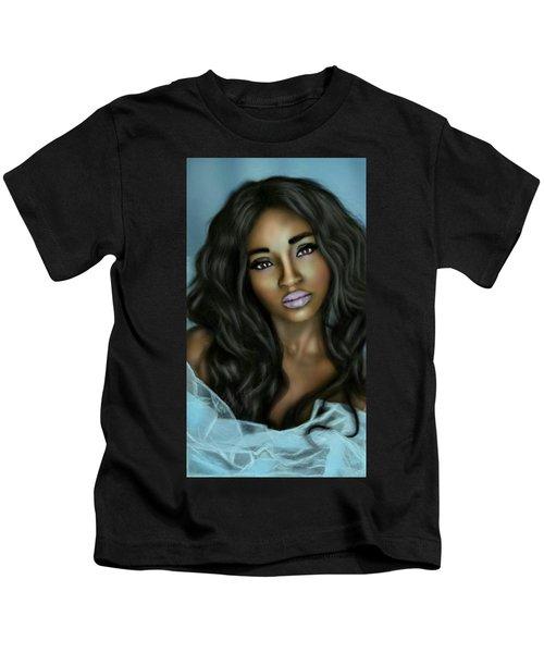 Beauty In Black Kids T-Shirt