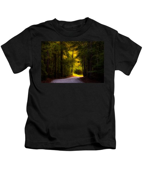 Beauty In The Forest Kids T-Shirt