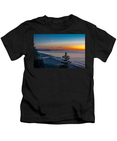 Beaver Creek Sunset Kids T-Shirt