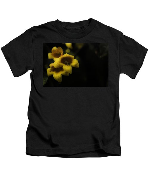 Bee In A Trumpet Kids T-Shirt