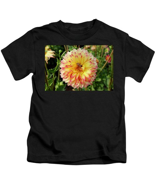 Bee In The Middle Kids T-Shirt