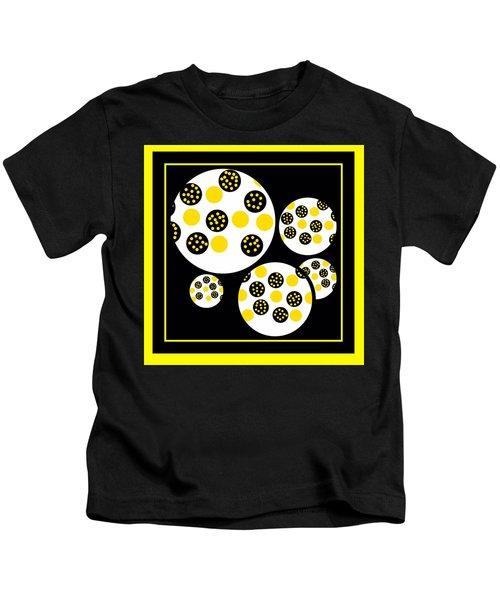 Bees Traveling Beyond Us Kids T-Shirt