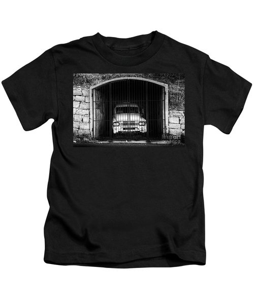 Behind Bars Jerome Arizona Kids T-Shirt