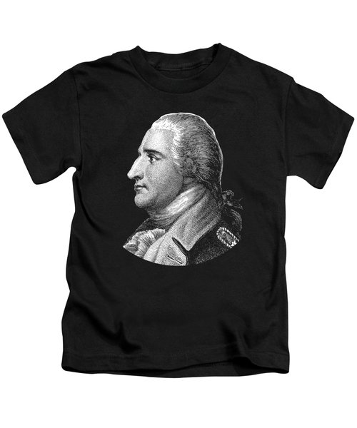 Benedict Arnold - The Traitor  Kids T-Shirt