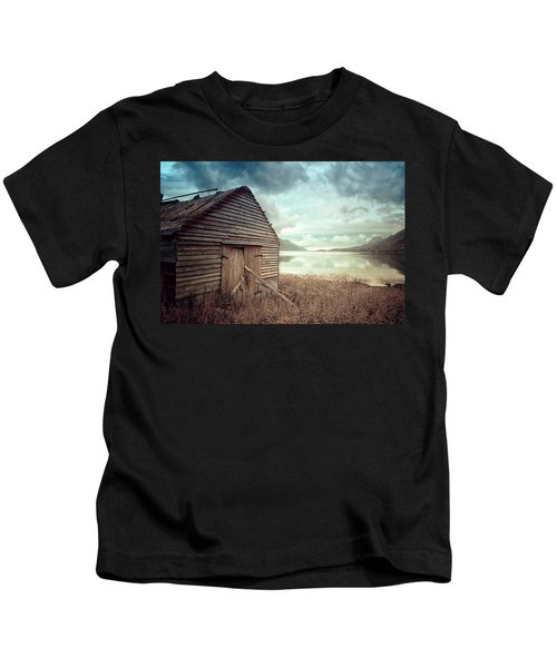 Beside The Lake Kids T-Shirt