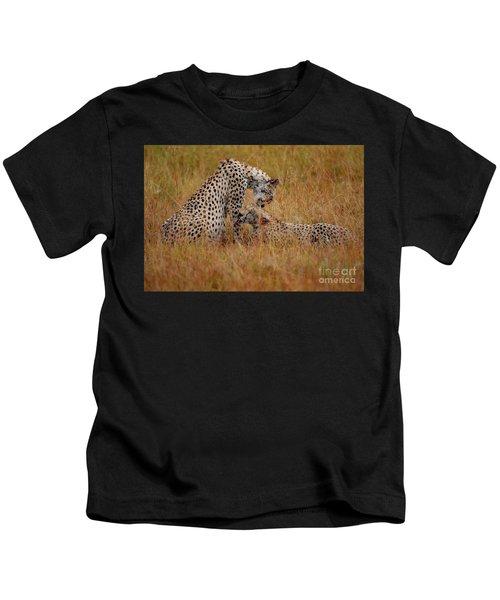 Best Of Friends Kids T-Shirt