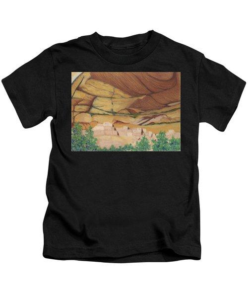 Betatakin Cliffdwellers Kids T-Shirt