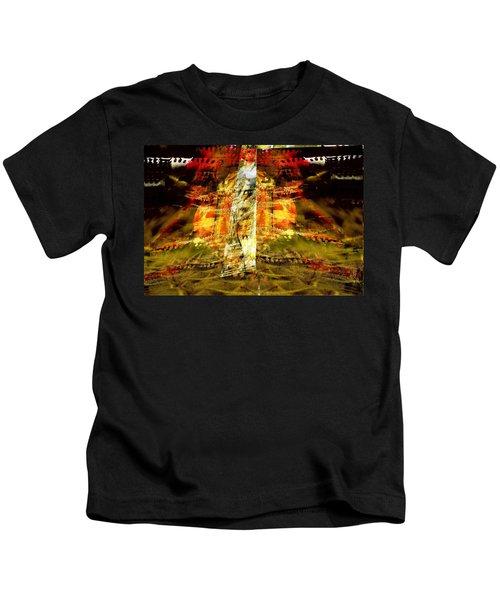Between Film Frames Kids T-Shirt