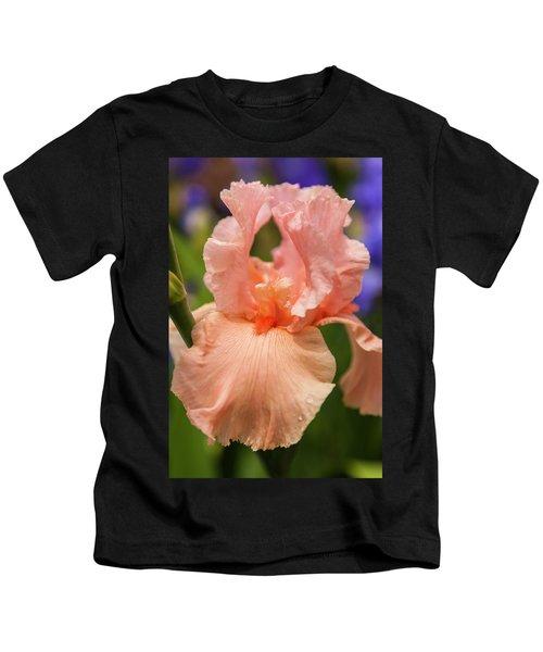 Beverly Sills Iris, 2 Kids T-Shirt