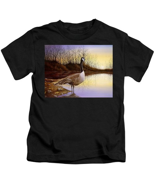 Beyond The Horizon Kids T-Shirt
