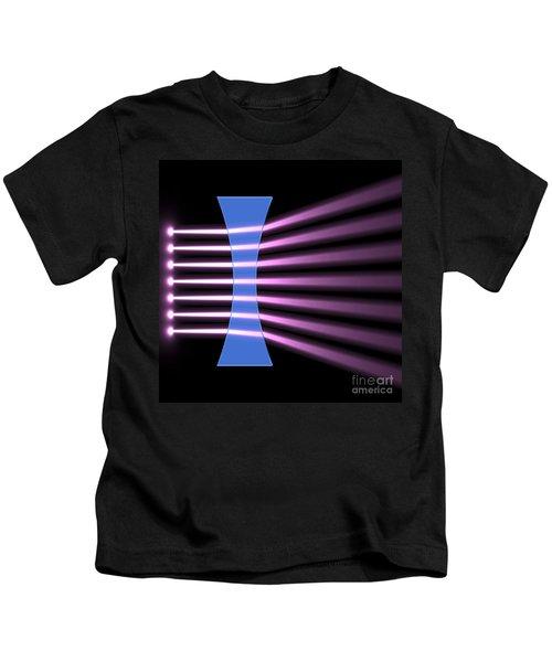 Biconcave Lens 2 Kids T-Shirt