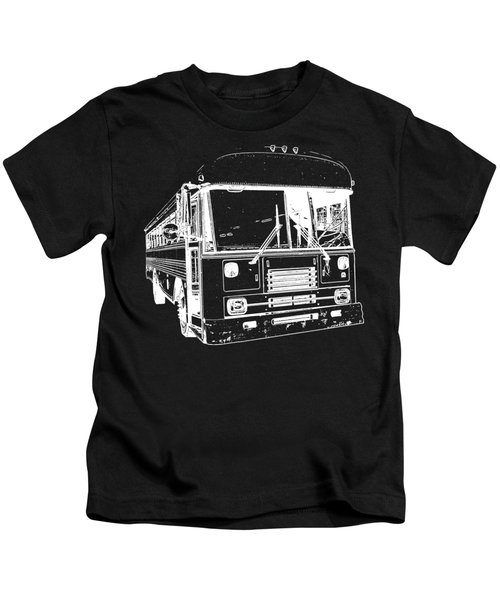 Big Bus Tee Kids T-Shirt