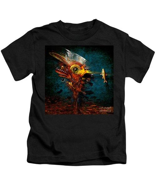 Big Hunter Kids T-Shirt
