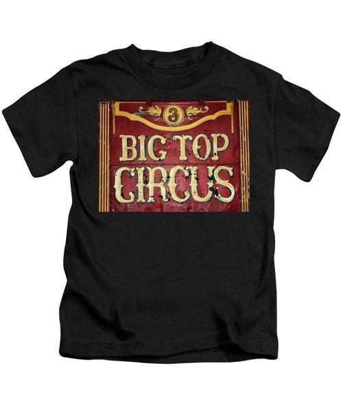 Big Top Circus Kids T-Shirt