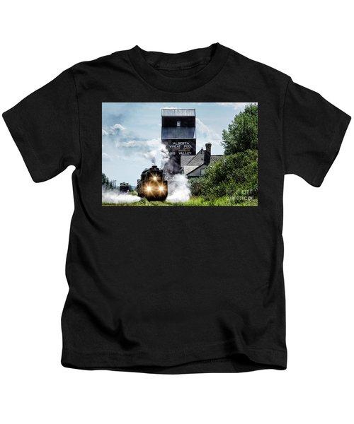Big Valley Steam Kids T-Shirt