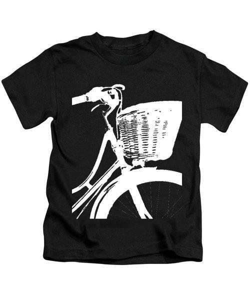 Bike Graphic Tee Kids T-Shirt