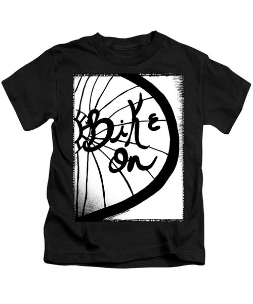 Bike On Kids T-Shirt