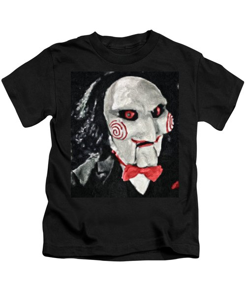 Billy The Puppet II Kids T-Shirt