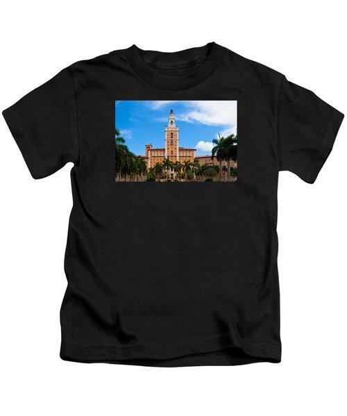 Biltmore Hotel Kids T-Shirt