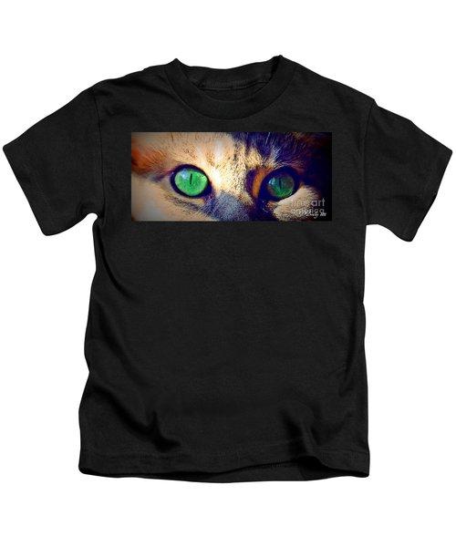 Bink Eyes Kids T-Shirt