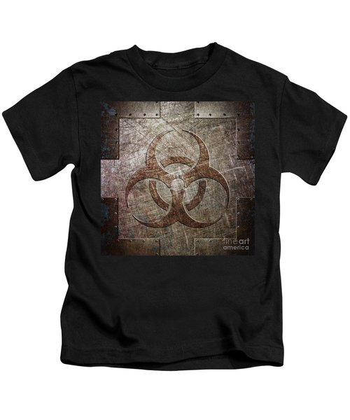 Bio Hazard Kids T-Shirt