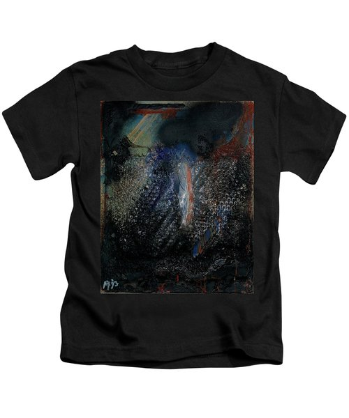 Biospheres Ipo - The World As Will And Representation - Arthur Schopenhauer - Ecological Footprint  Kids T-Shirt