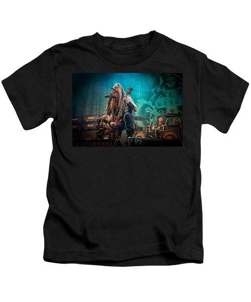Black Label Society Kids T-Shirt