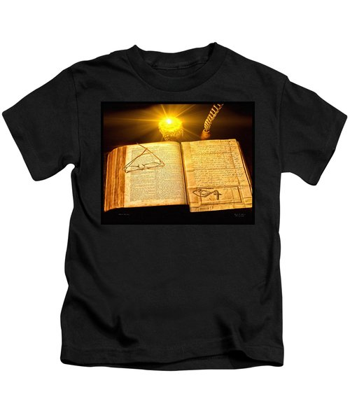Black Sunday Kids T-Shirt