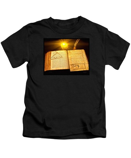 Black Sunday Kids T-Shirt