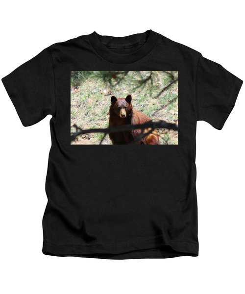Blackbear1 Kids T-Shirt