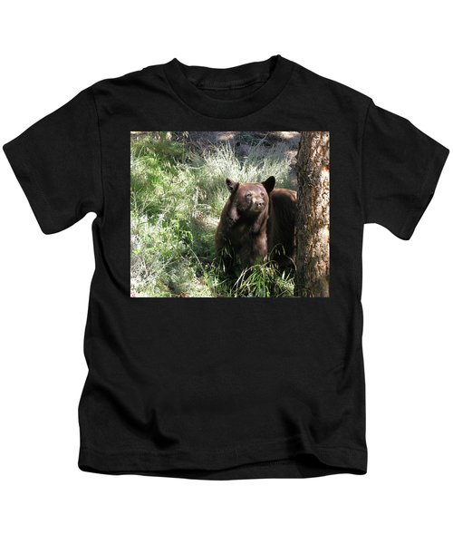 Blackbear3 Kids T-Shirt