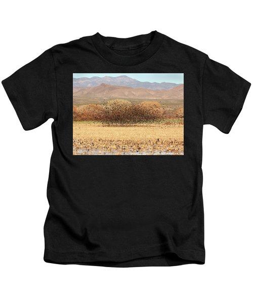 Blackbird Cloud Kids T-Shirt