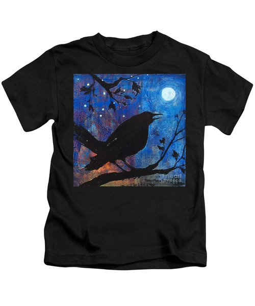 Blackbird Singing Kids T-Shirt