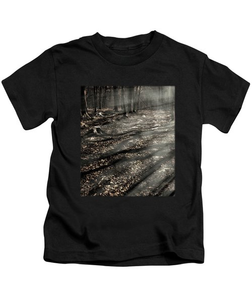 Blair Witch Over There Kids T-Shirt