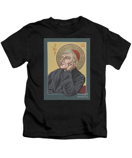 Blessed Cardinal John Henry Newman 221 Kids T-Shirt