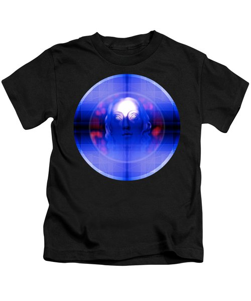 Blinded By My Own Enlightenment Kids T-Shirt