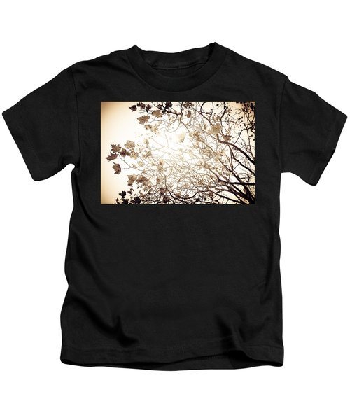 Blinding Sun Kids T-Shirt