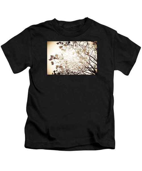 Blinding Sun Kids T-Shirt