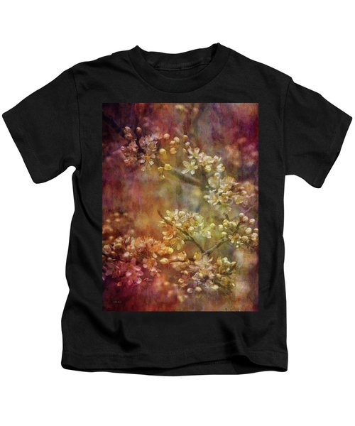 Blossoms 9664 Idp_2 Kids T-Shirt