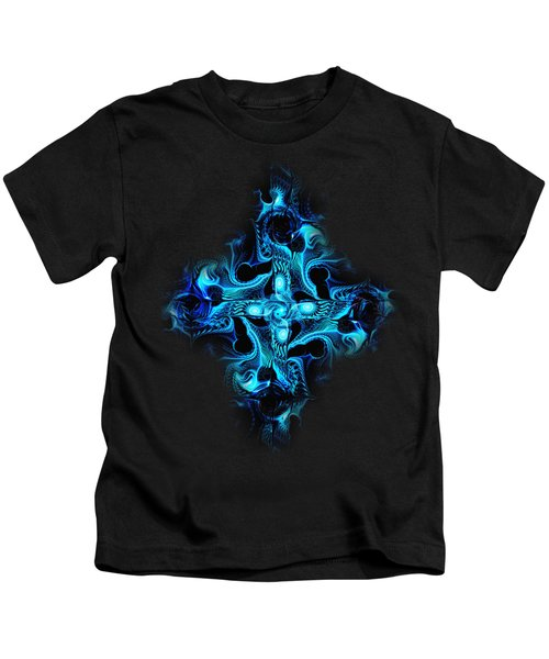 Blue Cross Kids T-Shirt