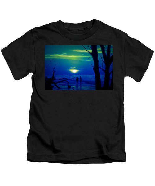 Blue Dawn Kids T-Shirt