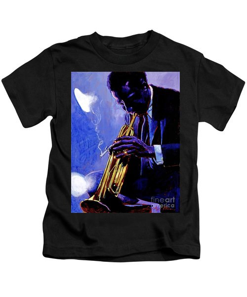 Blue Miles Kids T-Shirt